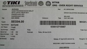 Nurhana April Banten